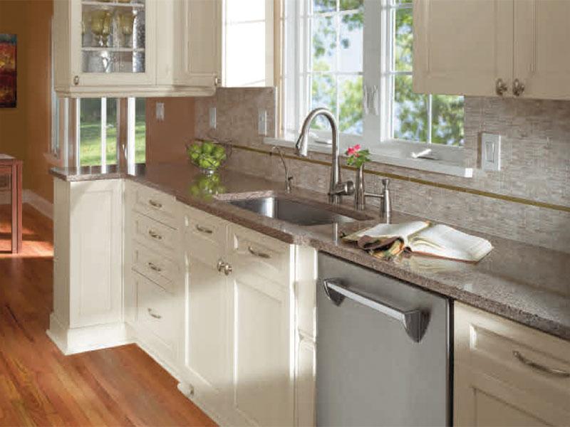 KitchenCraft Lexington 1 Maple Cabinets