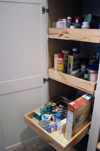 Pull Out Pantry Racks